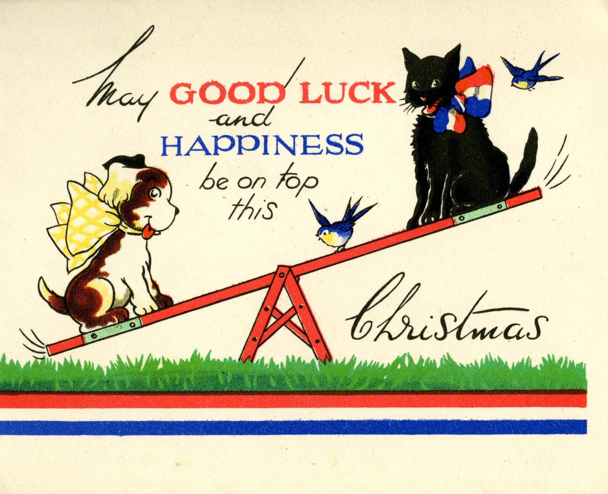 Christmas Cards from the DUMC Archives | Duke Medical Center Archives