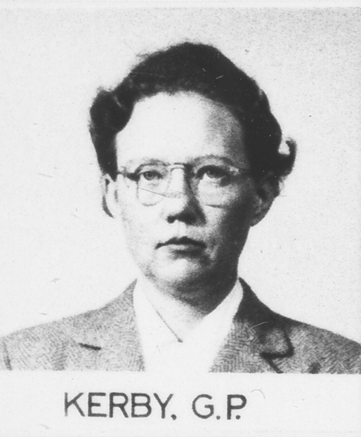 Dr. Grace Kerby, Class Photo