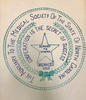 The Auxiliary to the Medical Society of the State of North Carolina seal